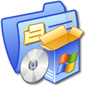 Folder Blue Software 1