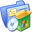Folder Blue Software 2