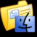 Folder Yellow Mac