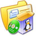 Folder Yellow Software Linux