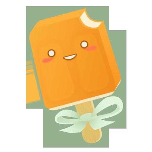 Full Size of Orange Creamsicle