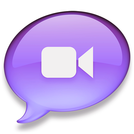 Full Size of iChat paars