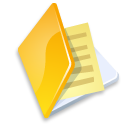 Full Size of Folder documents yellow