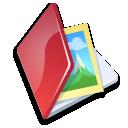 Folder image red