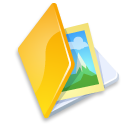 Folder image yellow