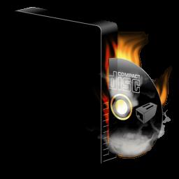 Full Size of Cd burner burning