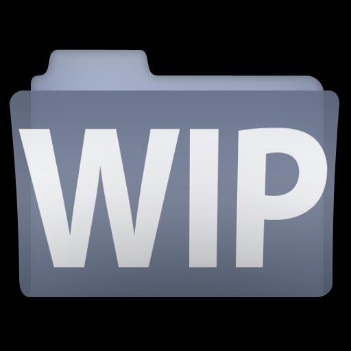 Full Size of wip folder