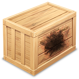 Full Size of Burned Crate