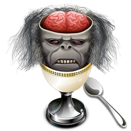 Chilled Monkey Brains Icon Free Search Download As Png Ico And Icns Iconseeker Com