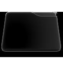 Full Size of niZe   Folder Blank Black
