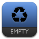 Trash empty