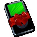 Ipod black gift