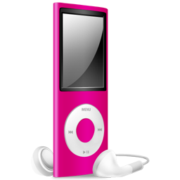 Full Size of iPod Nano pink off