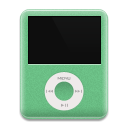iPodNanoGreen