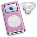 iPod Mini Pink
