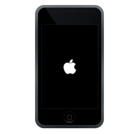 Full Size of iPod Touch starting