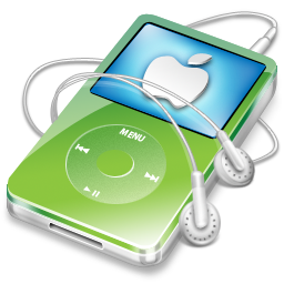 Full Size of ipod video green apple