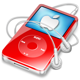 Full Size of ipod video red apple