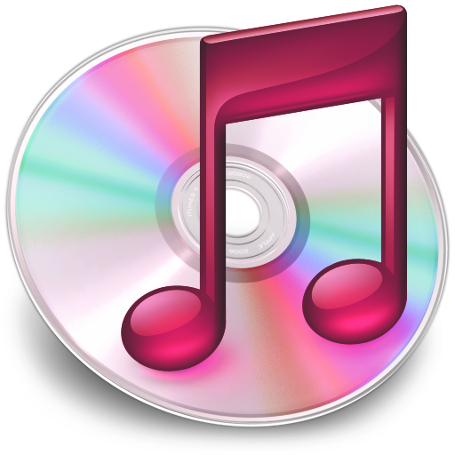 Full Size of iTunes roze 2