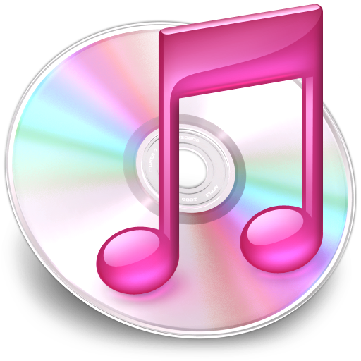 Full Size of iTunes roze