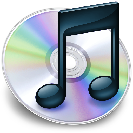 Full Size of iTunes zwart