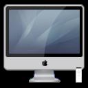 iMac Al Graphite PNG