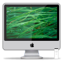 iMac Al Grass PNG