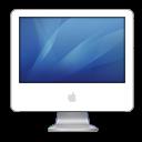 iMac G5 Aqua PNG