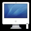 iMac iSight Aqua PNG