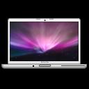 MacBook Pro Aurora PNG
