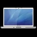 MacBook Pro Glossy Aqua PNG