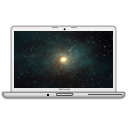 MacBook Pro Time Machine PNG