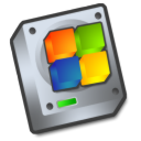 Harddrive windows