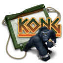 Map Case Kong Title