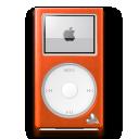 Vibrant Orange Mini