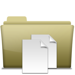 Full Size of Folder Documents Brown
