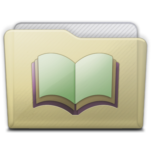 Full Size of beige folder library alt