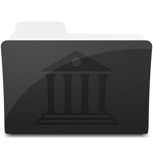 Full Size of LibraryFolderIcon