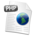 Filetype PHP
