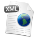 Filetype XML