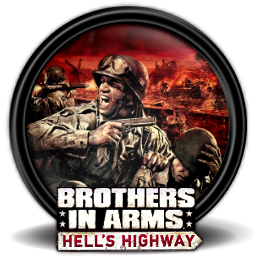 Brothers In Arms Hells Highway New 5 Png Icons Free Download Iconseeker Com