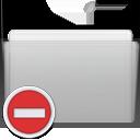 Folder Private Graphite