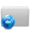Folder Sites Graphite