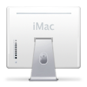 IMac G5 back