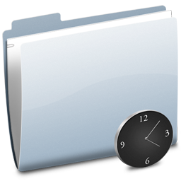 Full Size of Folder Clock