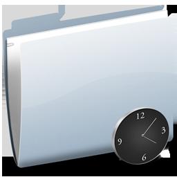 Full Size of Folder Clock