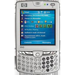 Full Size of HP iPaq hw6945