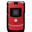 Motorola RAZR Red