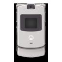 Motorola RAZR Silver