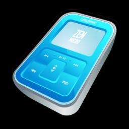 Full Size of Creative Zen Micro Blue